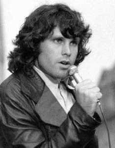 Jim Morrison Hello I Love You